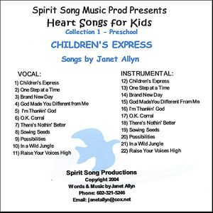 Childrens Express 1