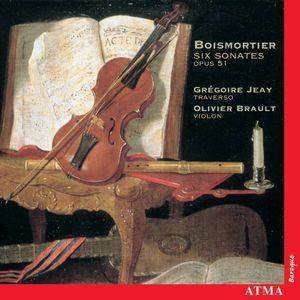 Six Sonatas Opus 51