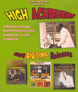 High Achievers: Morehouse College Pre-Med Major