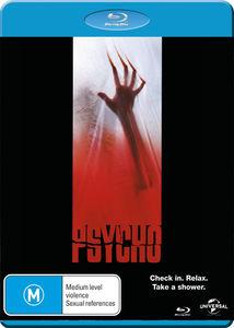 Psycho (Blu Ray) [Import]