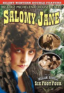 Silent Western Double Feature: Salomy Jane /  Six