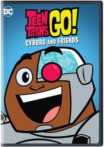 Teen Titans Go: Cyborg And Friends