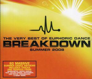 Vbo Euphoric Dance Breakdown Summer 2008 [Import]