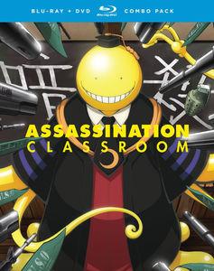 Assassination Classroom: Season One Part Two