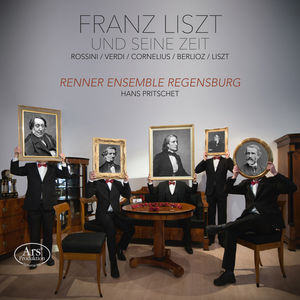 Franz Liszt und seine Zeit