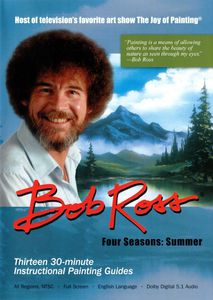 Bob Ross the Joy of Painting: Summer Collection