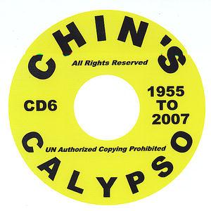 Chin's Calypso CD6