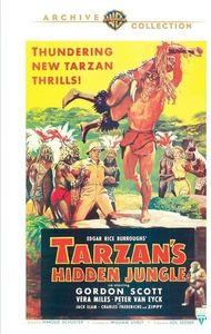Tarzans Hidden Jungle