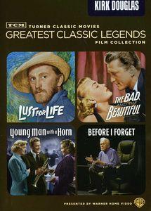 TCM Greatest Classic Legends Film Collection: Kirk Douglas