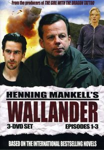 Wallander: Episodes 01 - 03
