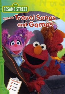 Sesame Street: Elmo's Travel Songs and Games