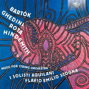 Bartok /  Hindemith & Rota: Music for String