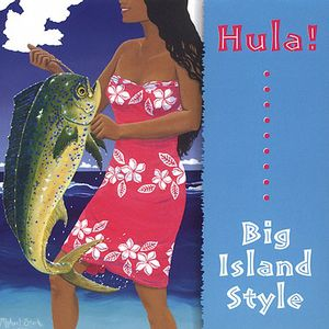 Hula Big Island Style /  Various