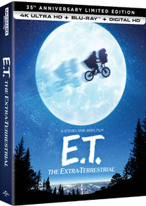 E.T. the Extra-Terrestrial (35th Anniversary Limited Edition)