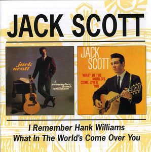 I Remember Hank Williams /  What in the World's [Import]