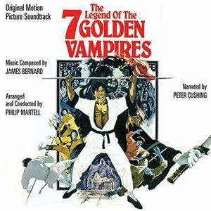 The Legend of the 7 Golden Vampires (Original Motion Picture Soundtrack)