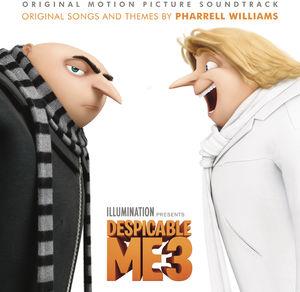 Despicable Me 3 (Original Soundtrack)