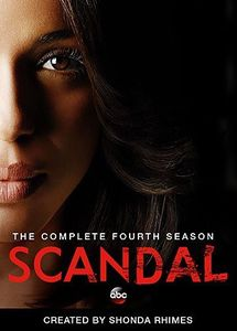 Scandal: The Complete Fourth Season