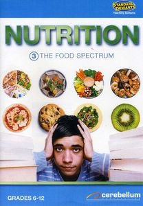 Nutrition 3: Food Spectrum