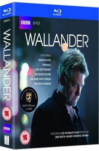 Wallander: Seasons 1 & 2 [Import]