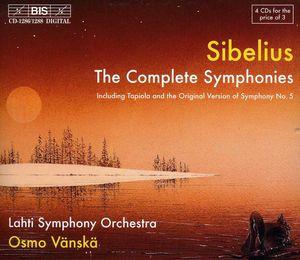 Symphonies 1-7 /  Tapiola Op 112