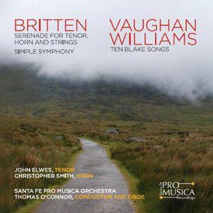 Britten & Vaughan Williams