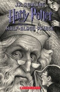 HARRY POTTER AND THE HALF BLOOD PRINCE 20TH