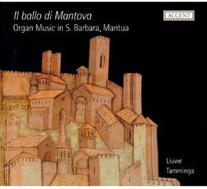 Organ Music S. Barbara Mantua