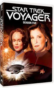 Star Trek Voyager: Season Five