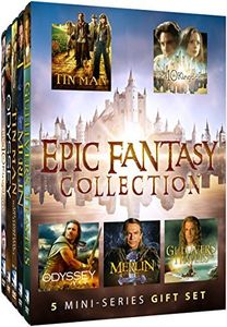 Epic Fantasy Collection: 5 Mini-Series Gift Set