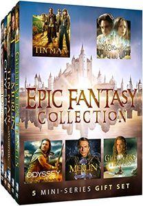 Epic Fantasy Collection: 5 Mini-Series Gift Set , Isabella Rossellini
