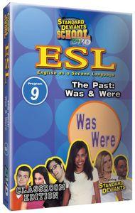 Esl Program 9: The Past: Was & Were VHS
