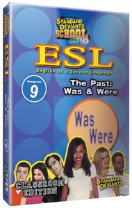Esl Program 9: The Past: Was & Were VHS