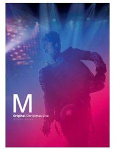 M: Original Christmas Live: Story Book [Import]