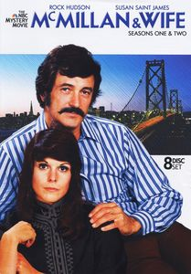 McMillan & Wife: Seasons One & Two