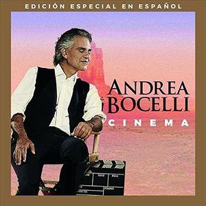 Andrea Bocelli: Cinema [Import]