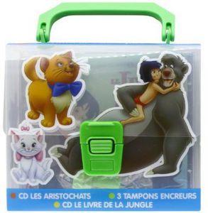 Valisette Classiques Disney/ Aristocats/ Jungle Book [Import]
