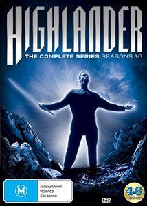 Highlander: Complete Series [Import]