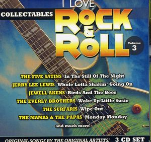 Collectables I Love Rock N Roll 3 /  Various