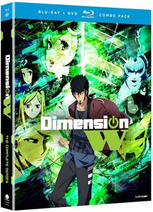 Dimension W: The Complete Series