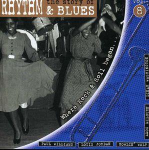 Story of Rhythm & Blues 8 /  Various [Import]