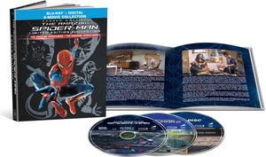 The Amazing Spider-Man: 2-Movie Collection (Limited Edition Collection)