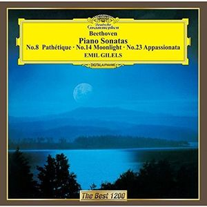 Beethoven: Piano Sonatas Pathetiq