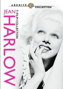 Jean Harlow: 7-Film Collection