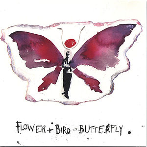 Flower Plus Bird Equals Butterfly
