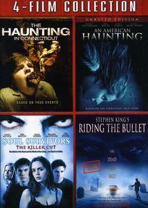 Haunting in Conn & American Haunting & Soul Surviv