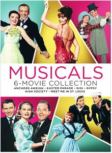 Musicals: 6-Movie Collection