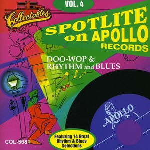 Spotlite Series: Apollo Records, Vol.4