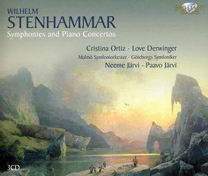 Complete Piano Concertos & Symphonies