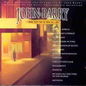 Moviola  by John Barry [Import]